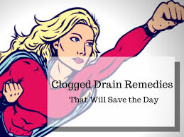 Best Way To Open Clogged Kitchen Sink by How To Unclog A Drain These Home Remedies Will Do The Trick