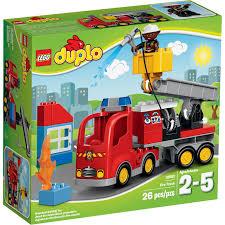 100 Lego Fire Truck Games LEGO DUPLO Town Truck 10592