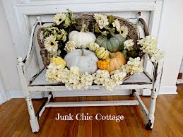 Silo Christmas Tree Farm Pumpkin Patch by Junk Chic Cottage Not Keepin Up With Fall Decor In Blogland