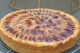 dessert aux quetsches recette tarte sablée noisette aux quetsches une recette de méli 4