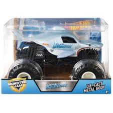 100 Shark Wreak Monster Truck Sale Hot Wheels Jam Megalodon 124 Toys