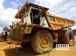 100 Dump Trucks Videos 2006 Unverified Caterpillar 773E OffRoad End Truck In Ocana