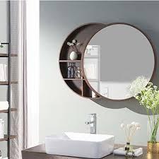 badezimmerspiegel rund furnerama