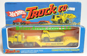 100 Hot Wheels Truck Co Construction Hauler In The Box