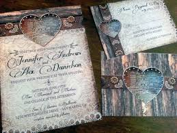 Rustic Country Wedding Invitations And Get Inspiration To Create The Invitation Design Of Your Dreams 9