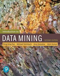 Introduction To Data Mining 2nd Edition