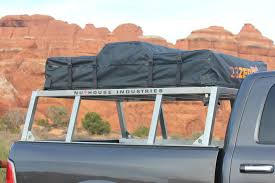 100 Pro Rack Truck Rack Nutzo Tech 1 Series Expedition Bed Nuthouse Industries