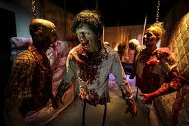 Scariest Halloween Attractions In California by Best Haunted Houses In Los Angeles Cbs Los Angeles