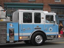 100 Blue Fire Trucks Carolina Blue Fire Truck Selena N B H Flickr