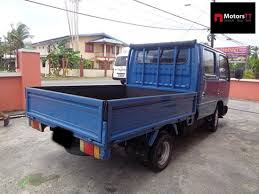Nissan Atlas Truck ~ | Manual, 5 Forward Petrol Blue For Sale In ...
