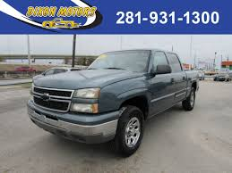 100 Used Truck Motors 2007 Chevrolet Silverado 1500 LS 136388 0 77037 Automatic