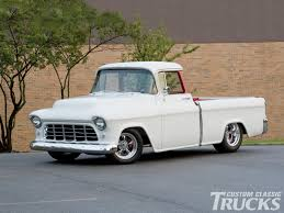 100 55 Chevy Trucks For Sale 19 Cameo Pickup Truck Hot Rod Network