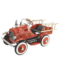 Red Deluxe Fire Truck Pedal Car | Wee One. Wee Two. Wee Three ... Goki Vintage Fire Engine Ride On Pedal Truck Rrp 224 In Classic Metal Car Toy By Great Gizmos Sale Old Vintage 1955 Original Murray Jet Flow Fire Dept Truck Pedal Car Restoration C N Reproductions Inc Not Just For Kids Cars Could Fetch Thousands At Barrett Model T 1914 Firetruck Icm 24004 A Late 20th Century Buddy L Childs Hook And Ladder No9 Collectors Weekly Instep Red Walmartcom Stuff Buffyscarscom Page 2