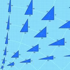 Tasks Involving Pythagorean Triples