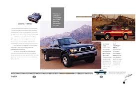 1997 Toyota Tacoma Brochure Used Vehicle Toyota Dyna Truck For Sale Carchiefcom New Arrivals At Jims Parts 1997 4runner 4x4 Change Of Plans Tundra Endeavour Tow Thomas Sullivans Tacoma On Whewell Car Nicaragua Toyota Tacoma 97 Flatbed Work Best 2018 20 Years The And Beyond A Look Through This Is Our V6 Paradise Blue Show Us Gallery Of Brochure Design Ideas Rz Engine Wikipedia Hilux Junk Mail In Mandeville Jamaica Manchester