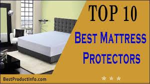 best mattress protector top 10 best waterproof mattress
