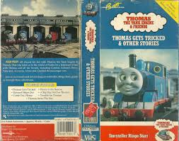Thomas Halloween Adventures 2006 by Thomas Gets Tricked Google Search Thomas Vhs Tapes Pinterest