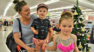 Kmart Christmas Trees Nz by Kmart Wishing Tree Lighting Up Christmas Photos South Coast