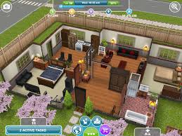 Sims Freeplay Second Floor by Sim Simple House Sims Simsfreeplay House Sim House