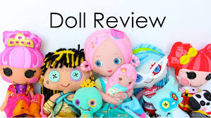 Lalaloopsy Bed Set by Doll Collection Review Soft Dolls Monster High Lalaloopsy