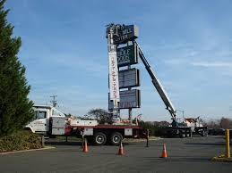 100 Bucket Truck Repair Electric Sign Lighting Maintenance Inc
