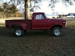 1978 Ford Mud Truck For Sale (central LA) | High Lifter Forums