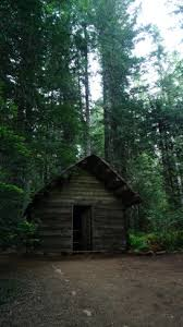 Writober Day 5 Why is there always a cabin in the woods that isn