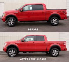 2009 2018 Ford F150 Leveling Kit Tuff Country