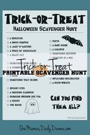 Easy Halloween Scavenger Hunt Clues by Original Unique Halloween Scavenger Hunts To Take Your Party From