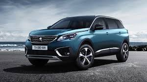 The new Peugeot 5008 is here