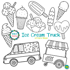 Ice Cream Truck Digital Stamp - Ice Cream Truck Clipart / Summer ... Ice Cream Truck By Sabinas Graphicriver Clip Art Summer Kids Retro Cute Contemporary Stock Vector More Van Clipart Clipartxtras Icon Free Download Png And Vector Transportation Coloring Pages For Printable Cartoon Ice Cream Truck Royalty Free Image 1184406 Illustration Graphics Rf Drawing At Getdrawingscom Personal Use Buy Iceman And Icecream