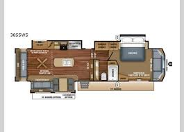 Jayco Fifth Wheel Floor Plans 2018 by New Jayco 36ssws Fifth Wheel For Sale Review Rate