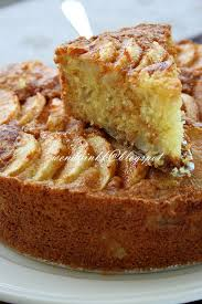Table For 2 Or More Rustic Apple Cake
