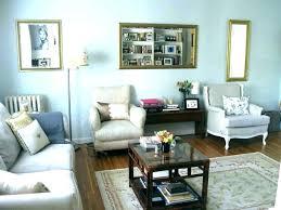 Blue Gray Room Walls Living Grey And