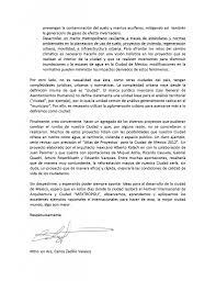 Carta Para Hacer Un Poder