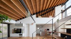 100 Interior Roof Designs For Houses Gallery Of House With A Large Hipped Naoi