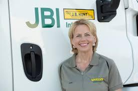 100 Intermodal Trucking Jobs JB Hunt Drivers On Twitter Meet Intermodal Driver Julia And