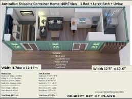 100 Shipping Container Homes Floor Plans 40 Foot Home Blueprints Best Selling House For Our 40 Foot Home