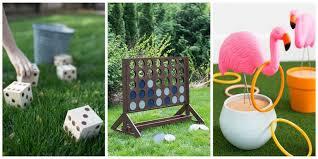 18 Fun DIY Outdoor Yard Games For Kids