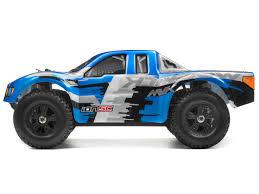 100 Short Course Truck Blau Lack Karosserie M Aufkl Ion SC