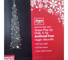 Artificial Christmas Trees Uk 6ft by Collection Pop Up Christmas Tree Uk Pictures Home Design Ideas