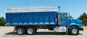 1995 Kenworth T800 Silage Truck | Item DB2674 | SOLD! July 2... 2005 Kenworth T800 Semi Truck Item Dc3793 Sold November 2017 Kenworth For Sale In Gray Louisiana Truckpapercom Truck Paper 1999 Youtube Used 2015 W900l 86studio Tandem Axle Sleeper For Sale In The Best Resource Volvo 780 California Used In Texasporter Sales Triaxle Alinum Dump Truck 11565 2018