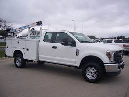 100 Utility Service Trucks For Sale 2019 D F350 XL XL 4X4 SUPER CAB With KNAPHEIDE SERVICE UTILITY