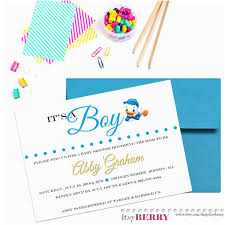 018 Woodland Baby Shower Invitation Template