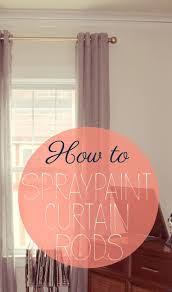 Decorative Traverse Curtain Rods With Pull Cord by Best 25 Hanging Curtain Rods Ideas On Pinterest How To Hang