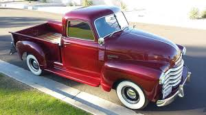 Beautiful 1950 Chevrolet 3100 Shortbed Pickup 1947 1948 1949 1951 ...