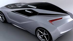 Design Proposal Acura 2 1 Coupe Concept