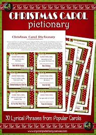 Pictionary Cards Printable Board