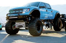 A Mean Ford Truck. #offroad #lifted #trickedout #jackedup | Cool ...