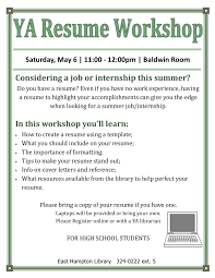 YA Resume Workshop - East Hampton Library Jobzone The Career Tool For Adults New York State Kickresume Perfect Resume And Cover Letter Are Just A Triedge Expert Resume Writing Services Freshers Freetouse Online Builder By Livecareer Caljobs Upload Title Help How To Write 2019 Beginners Guide Novorsum Free Create Professional Fast Sample Experienced It Help Desk Employee 82 Release Pics Of Indeed Best Of Examples Every Industry Myperftresumecom Vtu Resume Form Filling Guide
